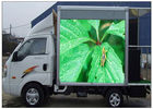 4m x 2m Advertising  LED Screen Truck HD with 1/ 4 Scan MBI5020 Driving IC