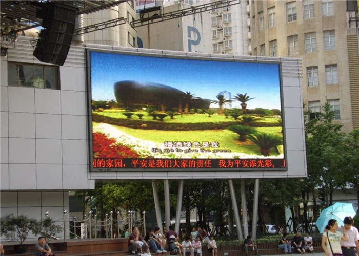 MBI5024 driver IC LED Video Walls 5mm Pixel Pitch Indoor HD 3G Wireless Control