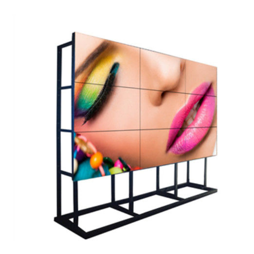 700 Nits Flexible LCD Video Wall High Definition 55 Inch SAMSUNG Panel 3x2 Borderless